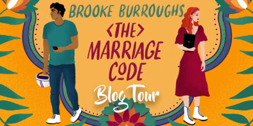 $50 Amazon Gift Card & a Digital Copy of Brooke Burroughs' THE MARRIAGE CODE