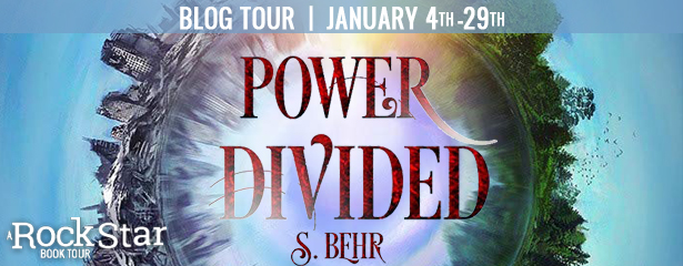 POWER DIVIDED & swag packs that include magnets,& tote bags, US Only.
