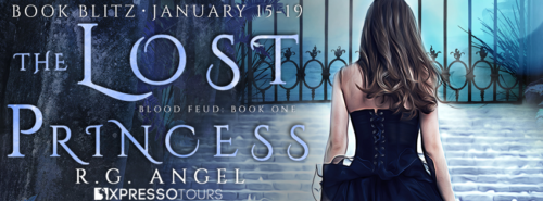 2 x $5 Amazon gift cards + an ebook copy of The Lost Princess