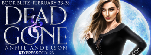 Dead & Gone Release Day Giveaway