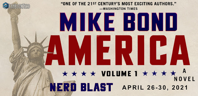 (3) AMERICA by Mike Bond. - Winner will receive a $15 Amazon Gift Card.