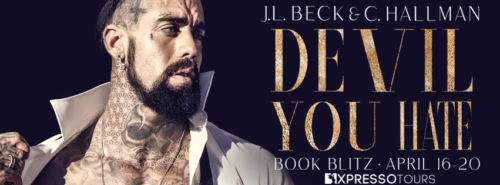 2x signed copies of The Devil You Hate $25 Amazon gift card