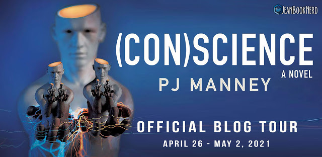 (10) (CON)SCIENCE by PJ Manney.