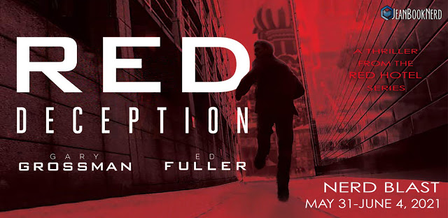 (3) RED DECEPTION by Gary Grossman and Ed Fuller - (1) $10 Amazon Gift Card.