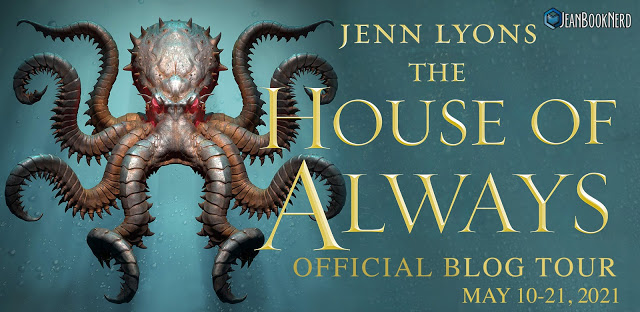 (3) THE HOUSE OF ALWAYS by Jenn Lyons. (1) THE HOUSE OF ALWAYS Storytellers BOX.