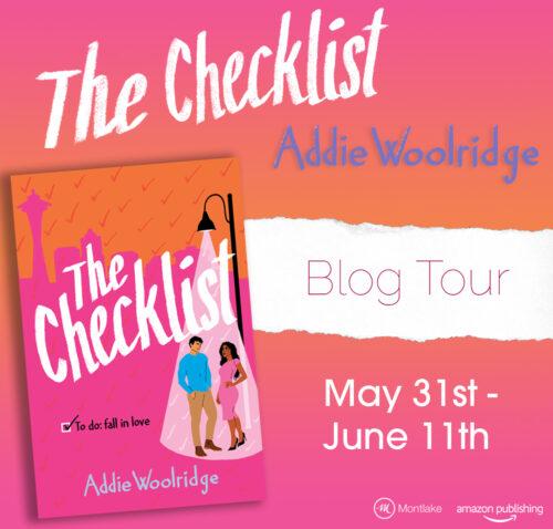 $20 Amazon Gift Card & A Digital Copy of Addie Woolridge's THE CHECKLIST