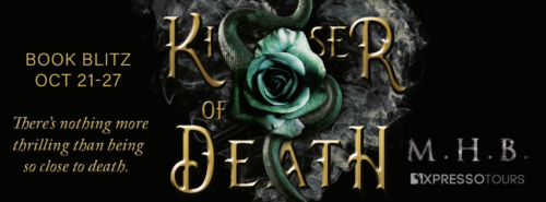 5x ebook copies of Kisser of Death $25 Amazon gift card